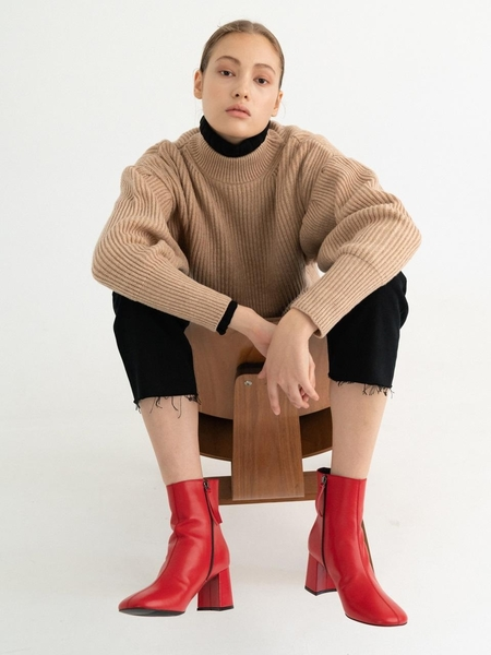 DOUGH Basic Boots - Red