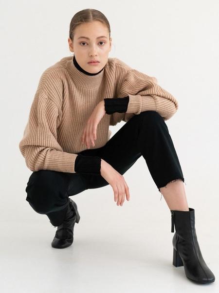 DOUGH Basic Boots - Black