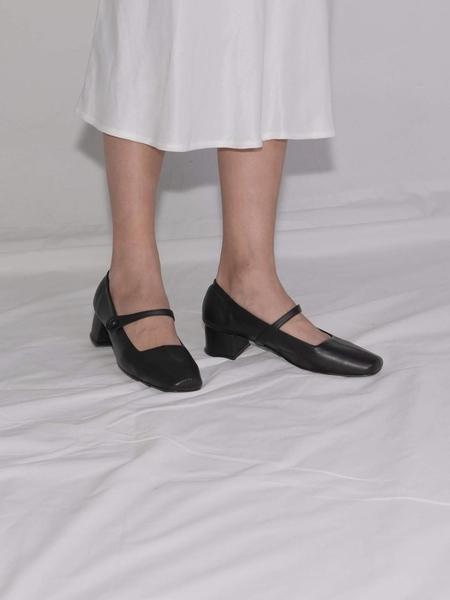 Ditole Kathy Maryjane Shoes - Black