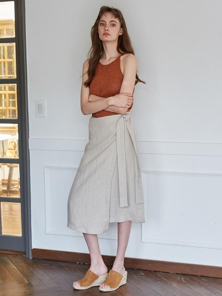 Studio.G Mode Skirt - Beige