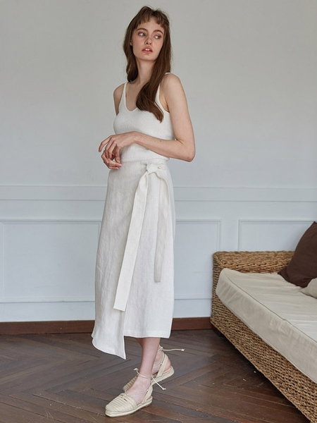 Studio.G Mode Skirt - Light Ivory