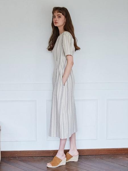 Studio.G Yony Dress - Ivory