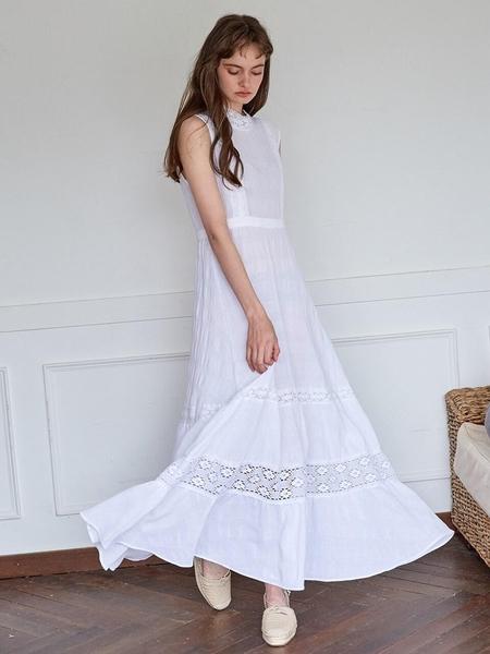 STUDIO.G Rena Dress - White