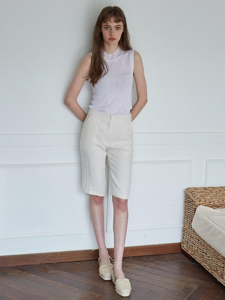 STUDIO.G Mode Pants - Light Ivory