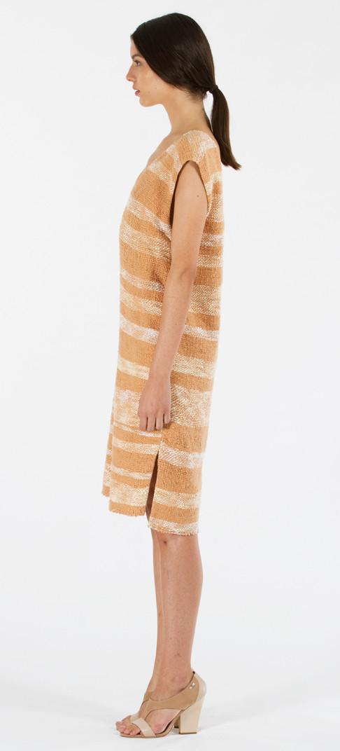 Voz Gradient Dress