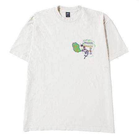 Brain Dead x Livestock Sound in Motion T-shirt - Cement