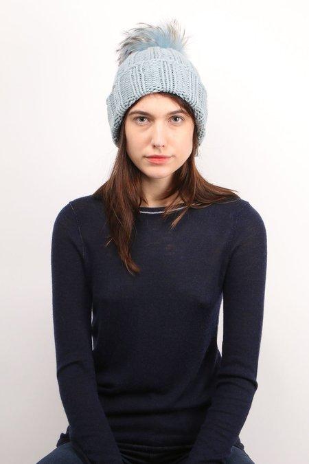 Inverni Beanie - Light Blue