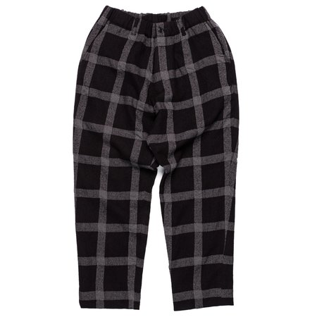 Sage de Cret Sunfish Pant - Black Plaid