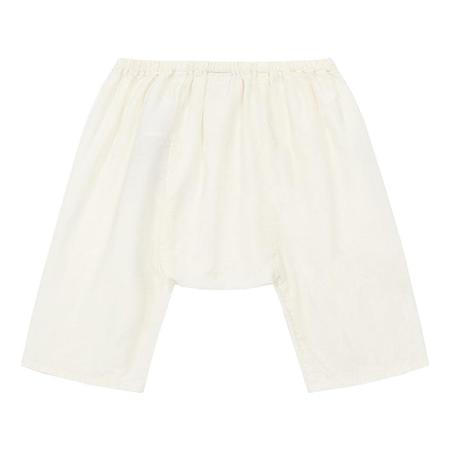 kids Bonton Laos Pants - Latte Cream