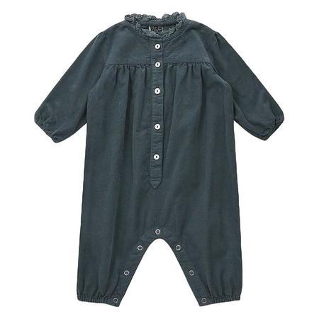 kids Bonton Sol Jumpsuit - Tarmac Grey