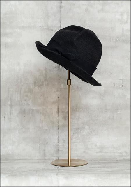 Claudia Schulz Lotte Hand Formed Wool Fedora