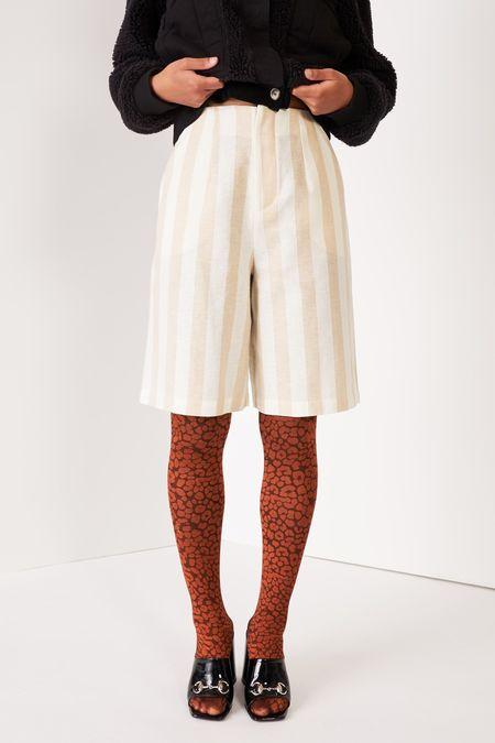 Tigre et Tigre Brookes Shorts - Stripes