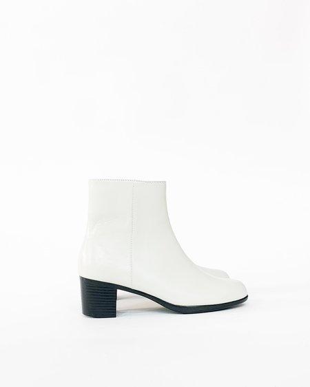 HOPP Zip Ankle Boot - Frost