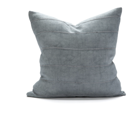 Sugar Feather Overdyed Cord Pillow