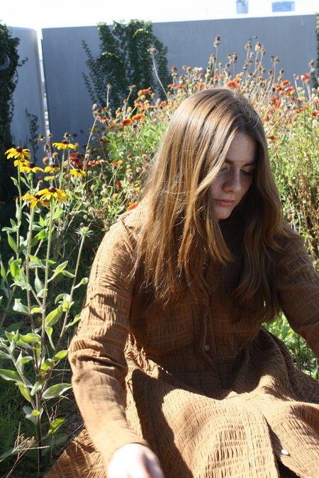 Nikki Chasin Reynolds Dress - Terracotta