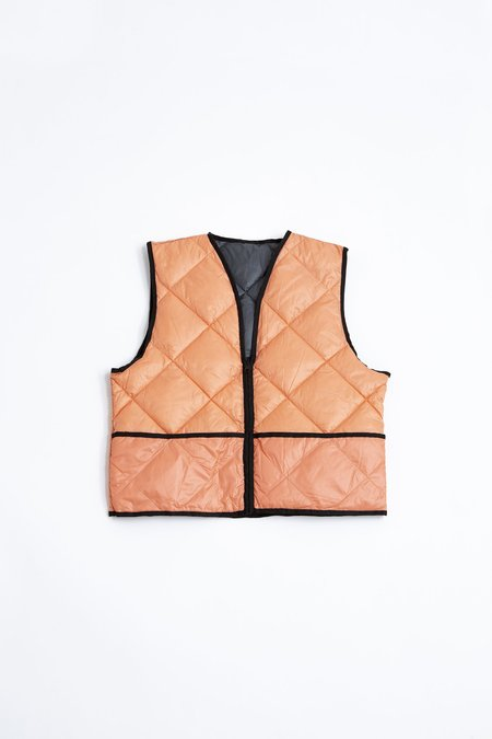 mfpen Studio reversible Vest - grey/light pink