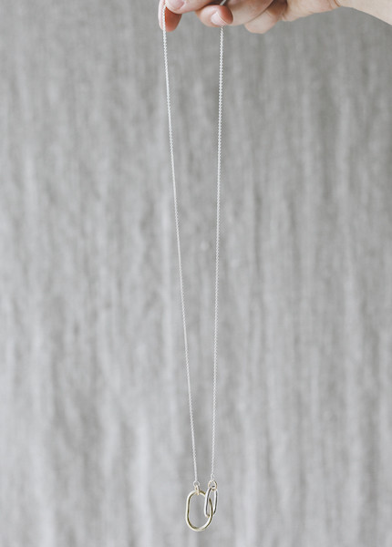 Another Feather - Chain Necklace II
