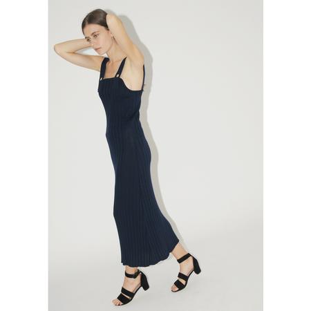 Diarte Vidal Dress - Navy