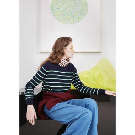 Kule Samara Stripe Sweater