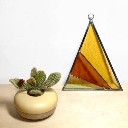 Debbie Bean Ray's Triangle Suncatcher - Field