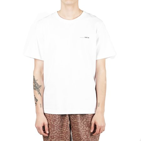 ADDICTION SEVEN DAWRFS TEE - WHITE