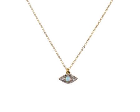 Electric Picks Mercury Necklace