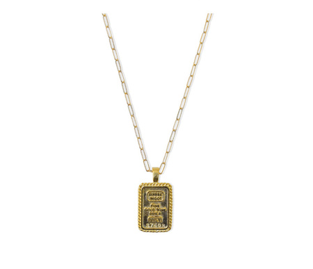 Electric Picks Ransom Necklace - 14K Gold