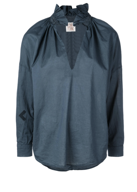 A Shirt Thing Penelope Top - Navy