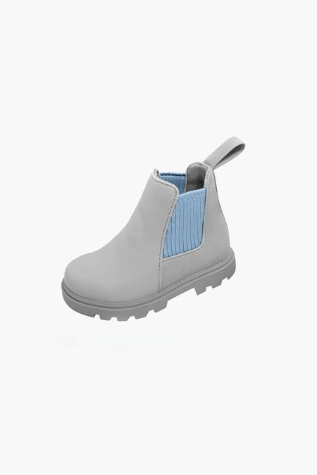 Kids Native Shoes Kensington Treklite - Pigeon Grey