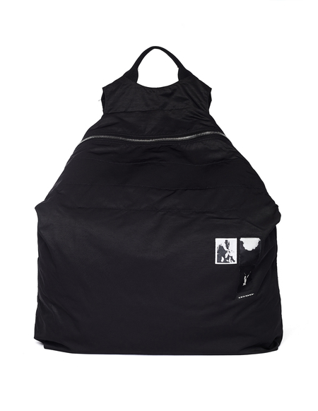 Rick Owens DRKSHDW Nylon Bag - Black