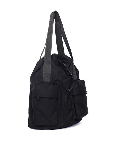 Jil Sander Climb Tote Bag - Black