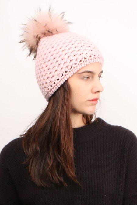 Inverni Beanie - Light Pink