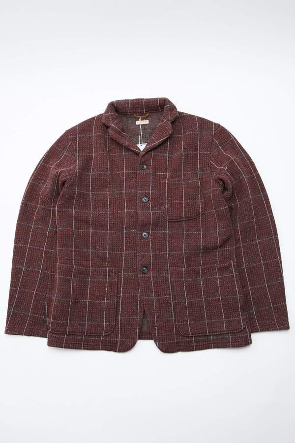 Kapital-Tweed-Fleecy-Knit-Kobe-Jacket---Burgundy-Grey-20191015012124.jpg?1571102493