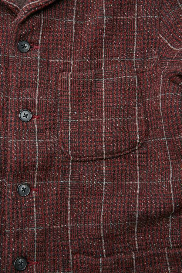 Kapital-Tweed-Fleecy-Knit-Kobe-Jacket---Burgundy-Grey-20191015012127.jpg?1571102494