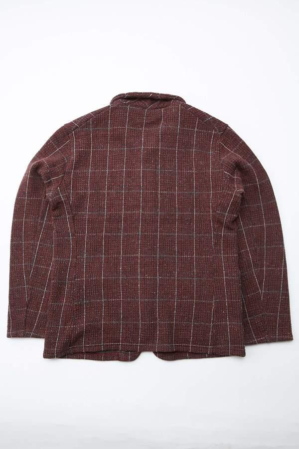 Kapital-Tweed-Fleecy-Knit-Kobe-Jacket---Burgundy-Grey-20191015012133.jpg?1571102498