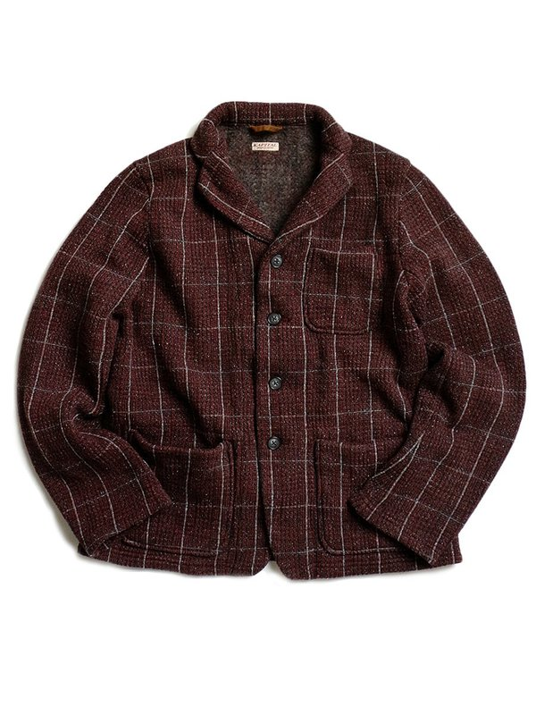Kapital-Tweed-Fleecy-Knit-Kobe-Jacket---Burgundy-Grey-20191015012134.jpg?1571102499