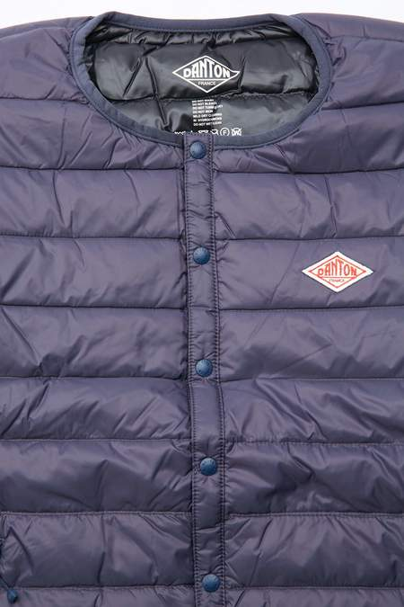 Danton Inner Down Jacket - Navy