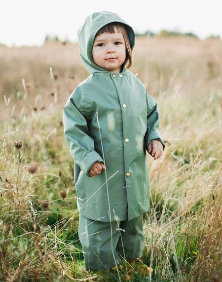 Kids Faire Child Raincoat & Rain Pant Set