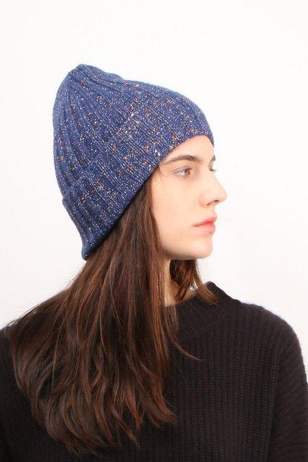 Inverni Beanie - Blue Glitter