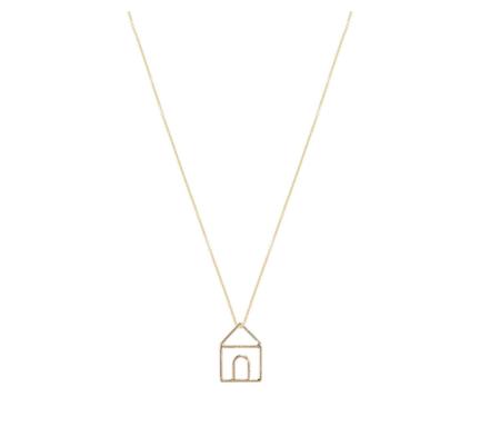 aliita CASITA PURA Necklace - 9KT YELLOW GOLD