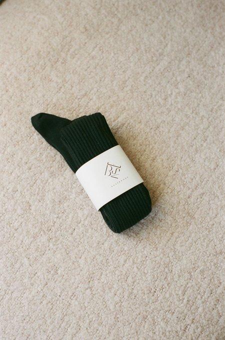 Baserange Over-the-Knee Socks - Black