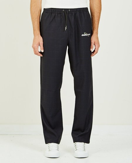 Daily Paper CHECKED GEZIP PANT - Purple