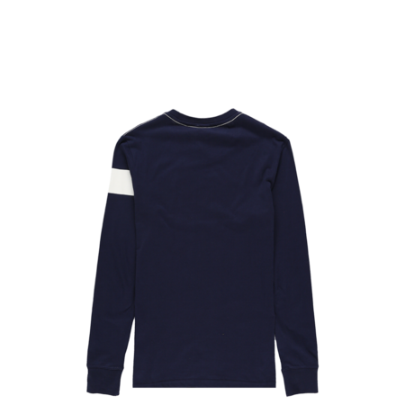 G-Star RAW Graphic 13 Slim Long Sleeve T-Shirt - Sartho Blue
