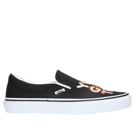 VANS Breast Cancer Awareness Classic Slip-On - You Got This/True White