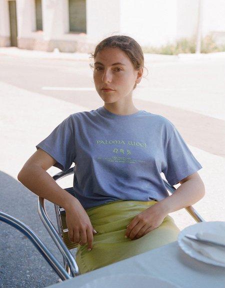 Paloma Wool souvenir tarot tee