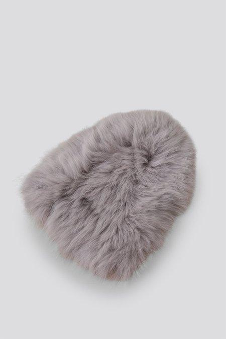 Rachel Comey Alpaca Fur Trevor Hat - Grey
