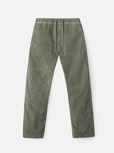 GENERAL ADMISSION Rat Rock Washed Cord Pant - Green