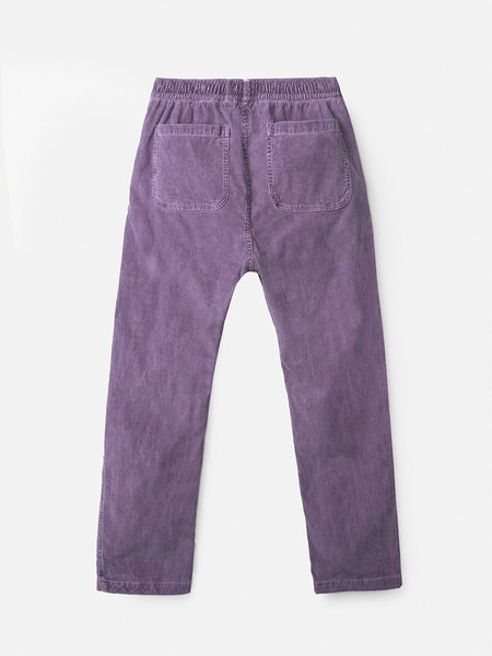 GENERAL ADMISSION Rat Rock Washed Cord Pant - Plum