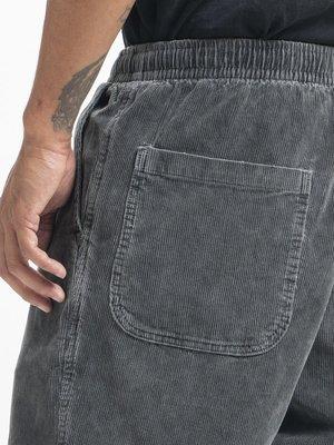 GENERAL ADMISSION Rat Rock Washed Cord Short - Black
