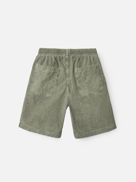 GENERAL ADMISSION Rat Rock Washed Cord Short - Green